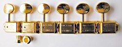 Klucze Blokowane Kluson Vintage MLV6LG GOLD