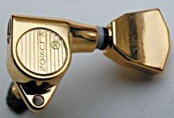 Klucze  Kluson  MT33G 3+3 GOLD