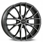 Felga OZ RACING OZ ITALIA 150 4F MATT DARK GRAPHITE DIAMOND CUT 7x17 4x100 ET37