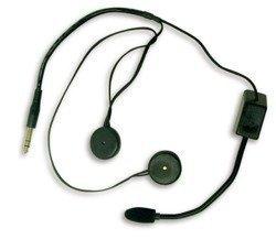 Słuchawki dojazdowe Terratrip Clubman do kasku otwartego