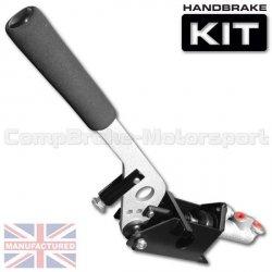 Hydrauliczny hamulec ręczny Compbrake poziomy z pompą