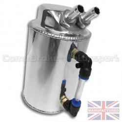 Oil Catch Tank/Zbiornik odmy Compbrake 0,7L