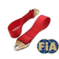Hak Holowniczy z Taśmy 2/20cm (FIA)