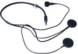 Zestaw słuchawek z mikrofonem Terratrip Professional V2 + (do kasku zamkniętego)