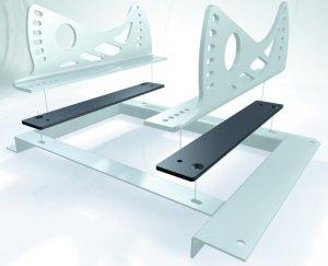Adapter do mocowania fotela OMP