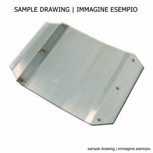 Płyta pod silnik OMP OPEL Astra F   2.0 16V GSI