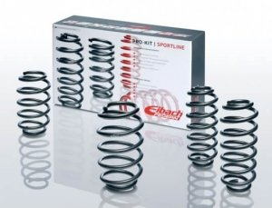 Zestaw sprężyn zawieszenia EIBACH Pro-Kit PEUGEOT 106 I (1A, 1C) 1.0, 1.4 , 1.4 D, 1.5 D  08.91 - 04.96