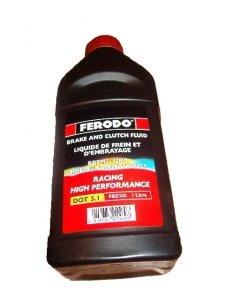 Płyn hamulcowy FERODO DOT 5.1 0,5L FBZ050C