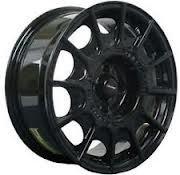Felga Team Dynamics PRO RALLY  7x15 czarna lub biała