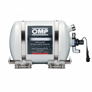 System gaśniczy OMP White Collection 2,8l