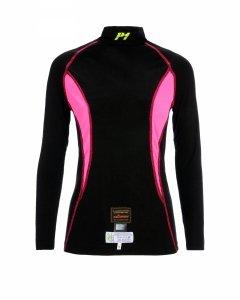 Golf P1 Advanced Racewear MODACRYLIC LADY SLIM FIT czarno-różowy (FIA)