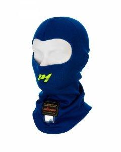 Balaklawa P1 Advanced Racewear Aramid niebieska (FIA)