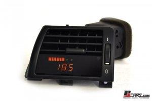 Zegar MultiDisplay Boost P3 dedykowany BMW 3 E46 (sam wyświetlacz)