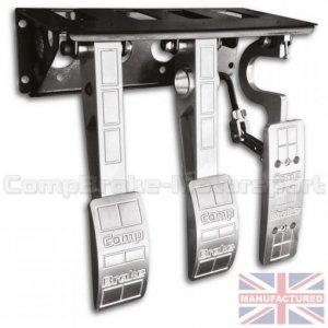 Pedal Box Compbrake Premier aluminiowy