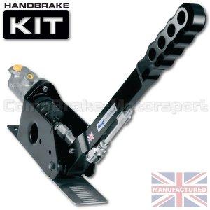 Hydrauliczny hamulec ręczny Compbrake Sportline z pompą