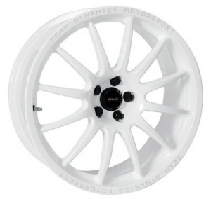 Felga Team Dynamics PRO RACE 1.2 7x14 czarny lub biały