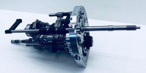 Sekwencyjna skrzynia biegów XShift Gearboxes +Plus Subaru Impreza STI