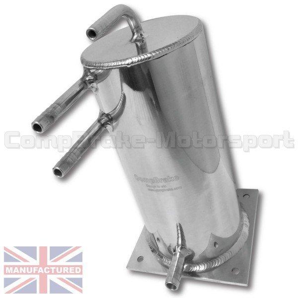 Fuel swirl pot/zbiornik przelewowy paliwa Compbrake 1,5L