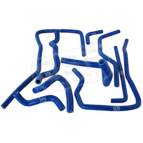 Zestaw węży silikonowych układu chłodzenia i podciśnienia do Subaru Impreza GD#   ' 01-