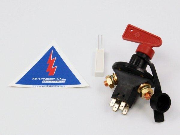 Zestaw wyłącznik prądu 6 pkt. MR z linką