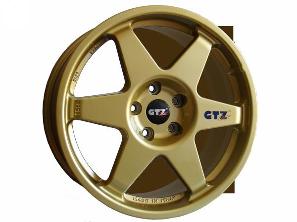 Felga GTZ Corse 8x18 2121 Subaru Impreza 5x114,3 (replika SPEEDLINE Corse 2013)
