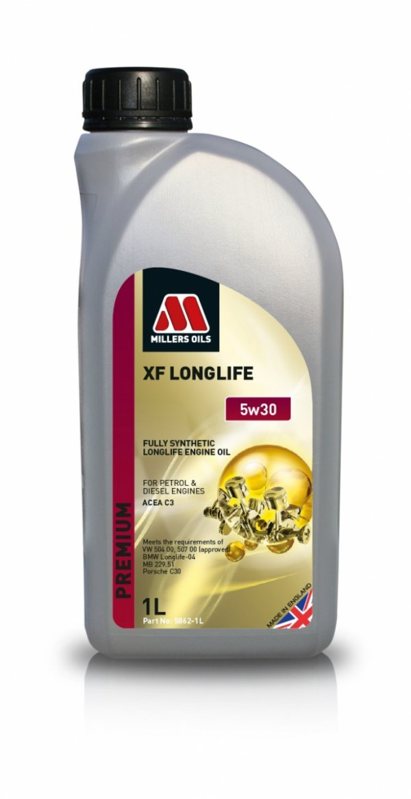 Olej Millers Oils XF Longlife 5w30 1l