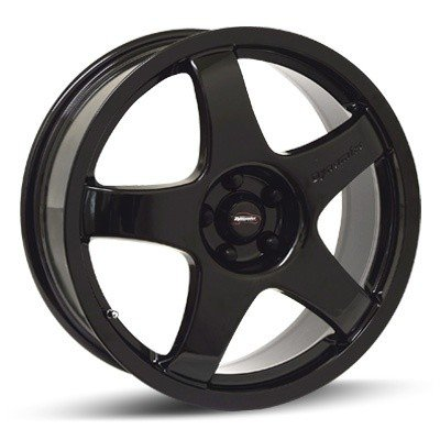 Felga Team Dynamics PRO RACE 3 7x17 czarna lub biała