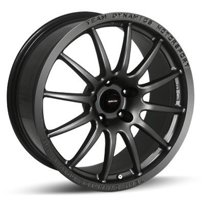 Felga Team Dynamics PRO RACE 1.2 7x16 czarny lub biały