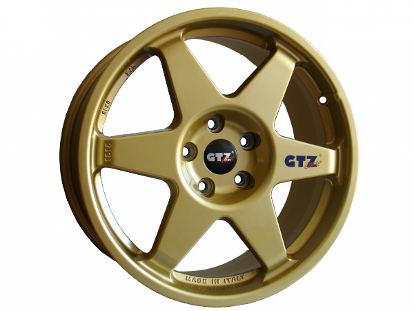 Felga GTZ Corse 8x18 2121 Alfa Romeo 5x100 (replika SPEEDLINE Corse 2013)