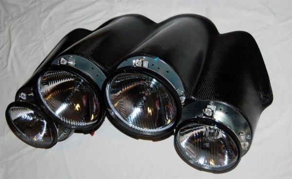Elektrownia na maskę Subaru Impreza GT Carbon