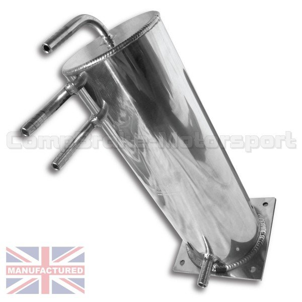 Fuel swirl pot/zbiornik przelewowy paliwa Compbrake 2L