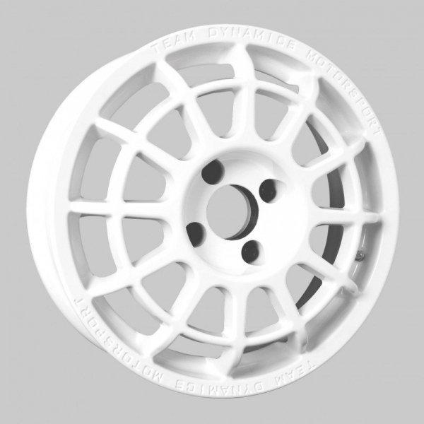 Felga Team Dynamics PRO SNOW  5,5x16 Biała