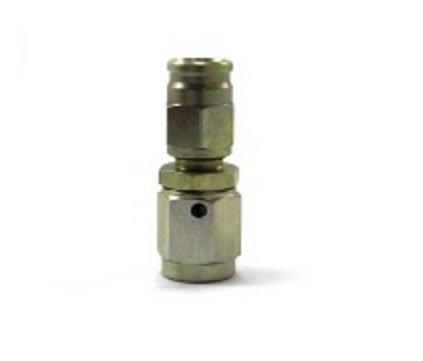 Złączką żeńska Moquip -3JIC ze stali nierdzewnej