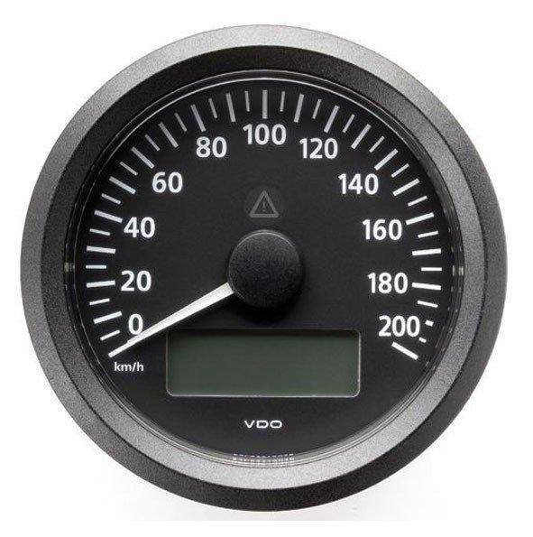 Prędkościomierz VDO Viewline (00-200) 110mm