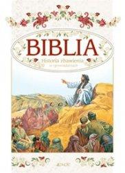BIBLIA HISTORIA ZBAWIENIA W OPOWIADANIACH + ETUI