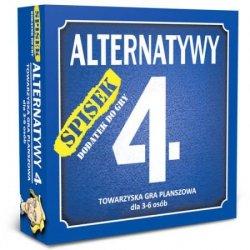 ALTERNATYWY 4 SPISEK DODATEK DO GRY