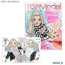 KOLOROWANKA TOP MODEL MAGIC 10134A