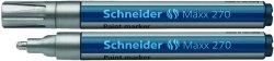 MARKER OLEJOWY SCHNEIDER MAXX 270 OKRĄGŁY 1-3MM SREBRNY