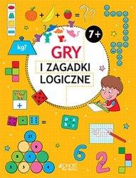 GRY I ZAGADKI LOGICZNE 7+