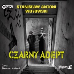 CD MP3 CZARNY ADEPT WYD. 2