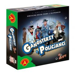 GRA GANGSTERZY I POLICJANCI