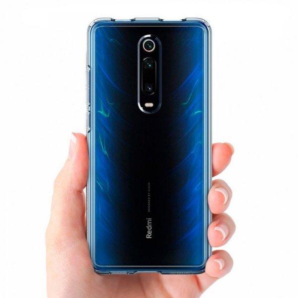 Etui Spigen Ultra Hybrid Xiaomi Mi 9t/Mi 9t Pro Crystal Clear
