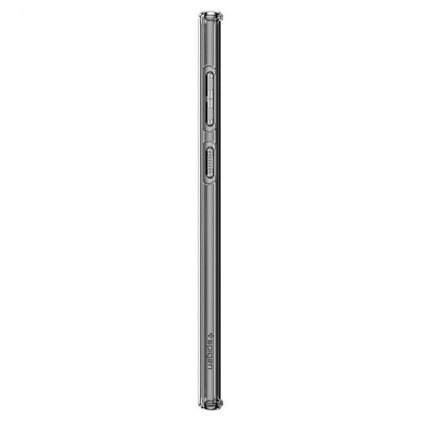 Etui Spigen Liquid Crystal Galaxy Note 10 Crystal Clear