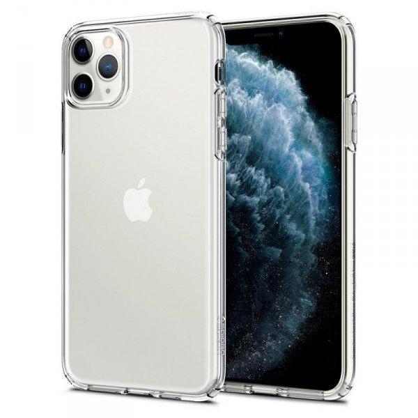 Etui Spigen Liquid Crystal Iphone 11 Pro Crystal Clear