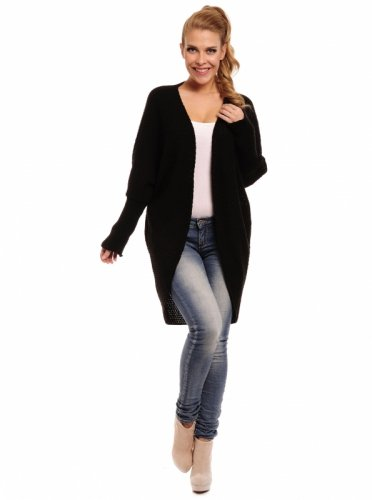 Sweter Damski Model Pinacolada Black