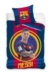Poście Barcelona Messi 160x200 100% bawełna Carbotex fcb 9007 Piłka Nożna