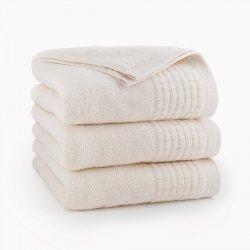 Ręcznik kąpielowy 70x140 Ecru Paulo - Zwoltex