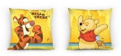 Poszewka bawełniana dla dzieci Disney Kubuś Puchatek 40x40 Faro 100% bawełna  Miś