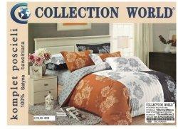 Bawełniana pościel firmy Collection World w rozmiarze 160 x 200 cm