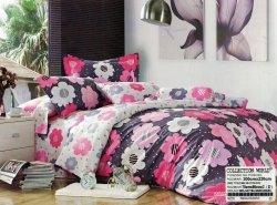 Pościel Collection World 200x220 Kolorowa w Kwiaty wz 255